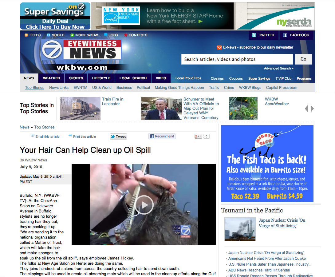 WKBW NEWS (NY)