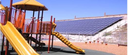 Solar Playground