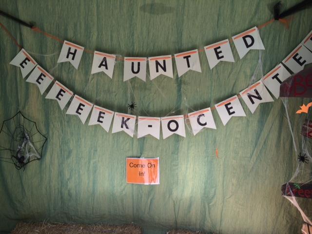 Haunted Eeeeko-Center