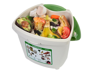 Live in SF? Get a free kitchen compost pail! | Matter Of Trust