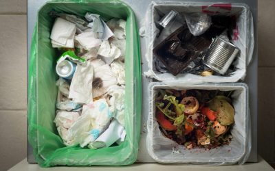 When is Composting Better than Recycling?