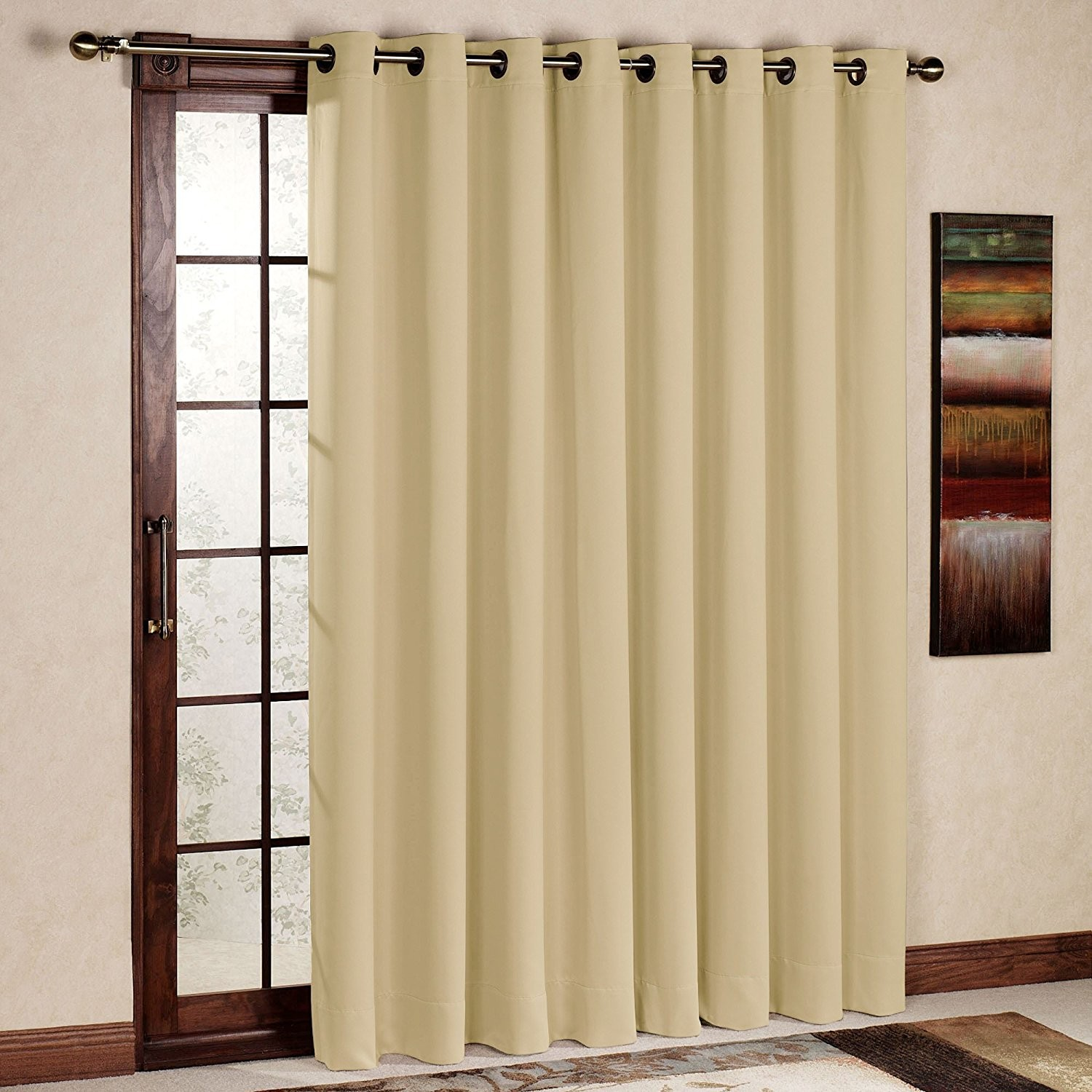 insulated thermal drapes